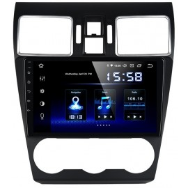 Navigatore Subaru Forester 2016 9 Pollici Octacore 4Gb Android 9 WiFi