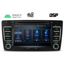 Navigatore Volkswagen Skoda 7 Pollici quadcore Android 10 WiFi