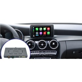 INTERFACCIA Carplay Android Auto Mercedes NTG 5 5.2