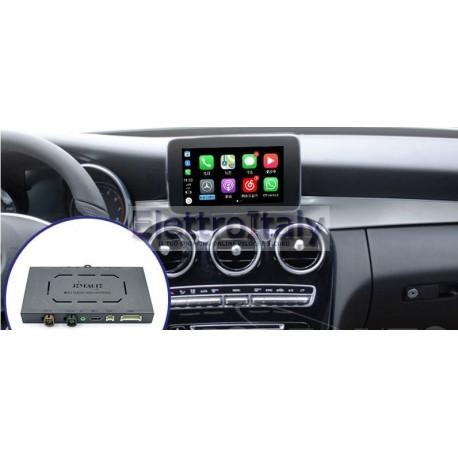 INTERFACCIA Carplay Android Auto Mercedes NTG 5 5.2