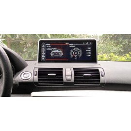 Navigatore BMW Serie 1 E87 CCC Android 10 pollici