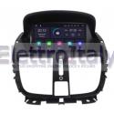Navigatore Peugeot 207 android 10 Octacore