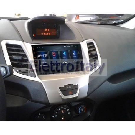 Cartablet Navigatore Ford Fiesta Android 10