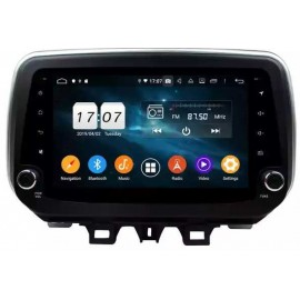 Navigatore Hyundai Tucson 2019 9 pollici Android 9 Octacore