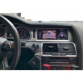 Cartablet Navigatore Android GPS AUDI Q7 10 pollici Multimediale