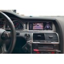 Cartablet Navigatore Android GPS AUDI Q7 10 pollici Multimediale