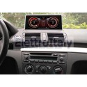 Navigatore BMW Serie 1 E87 IDRIVE Android 10 pollici