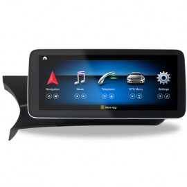 Navigatore 10 pollici Mercedes Classe C NTG 4x Android