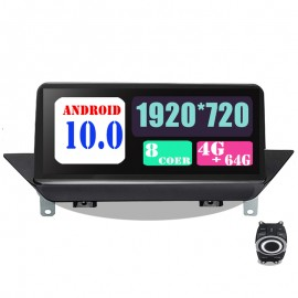 Navigatore BMW X1 E84 Android Multimediale