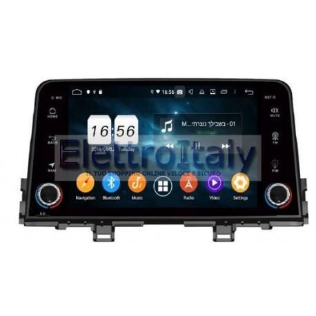 Navigatore Kia Picanto Android 9 Octacore