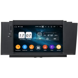 Cartablet Navigatore Citroen C4 DS4 Android DAB Multimediale
