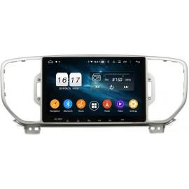 Navigatore Nuova Kia Sportage 9 pollici Android 9 Octacore DAB+