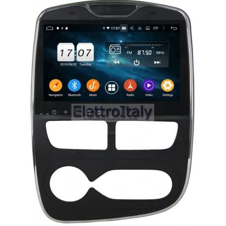 Cartablet Navigatore Renault Clio 10 pollici DSP Android 9 Octacore