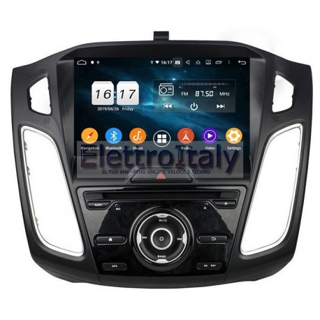 Navigatore Ford Focus 2015 Android Octacore