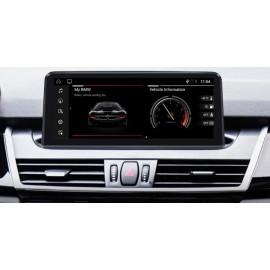 Navigatore BMW Serie 2 F22 F45 MPV (2013 2016) NBT Android