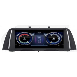 Navigatore BMW Serie 5 10 pollici Android Multimedia
