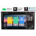 Autoradio Navigatore Audi A4 Multimediale Android