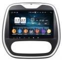Navigatore Renault Capture 9 pollici Android 10 DAB+