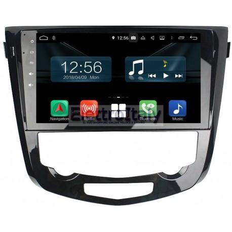 Navigatore Nissan Xtrail Qashqai android 10