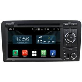 Autoradio Navigatore Audi A3 Multimediale Android 10 Octacore
