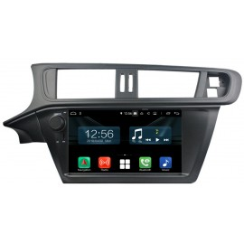 Cartablet Navigatore Citroen C3 2011 Android DAB Multimediale