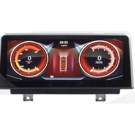 Navigatore BMW Serie 4 Serie 3 F30 F31 F32 F33 F34 F35 F36 10 pollici Android