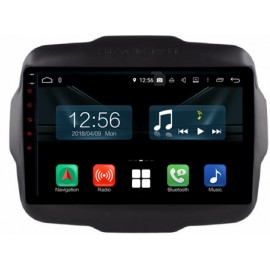 Cartablet Navigatore Jeep Renegade 9 pollici Android 10 PX6 DAB