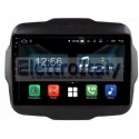 Cartablet Navigatore Jeep Renegade 9 pollici Android 10 Octacore PX5 DAB