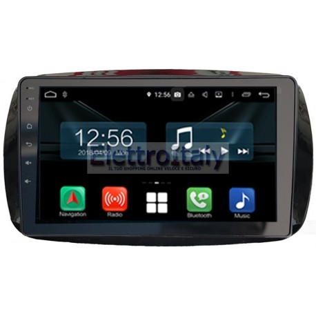 Cartablet Navigatore Smart 2016 Multimediale Android 10 Octacore DAB