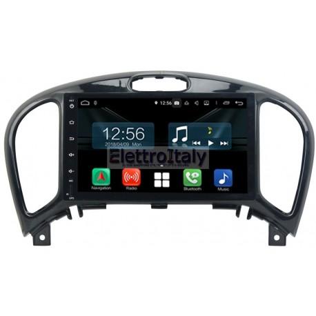 Autoradio Navigatore Nissan Juke 8 pollici Android 8 Octacore