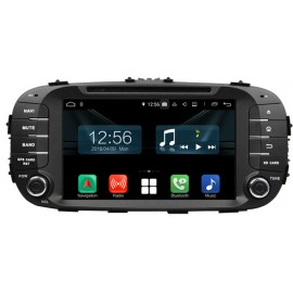 Navigatore Kia Soul Android 10 Octacore DAB