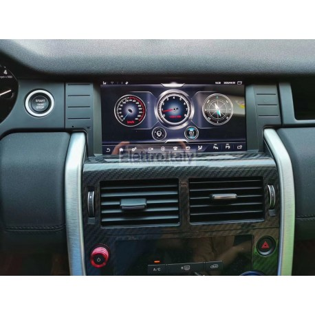 Cartablet Navigatore Android Land Rover Discovery Sport Multimediale