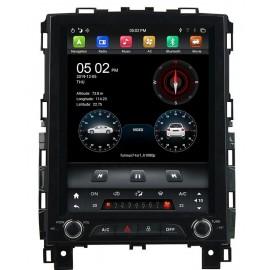 Cartablet Navigatore Renault Megane 4 10 pollici Android tesla DAB