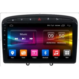 Navigatore Peugeot 308 android DSP 4G DAB