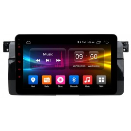 Cartablet Navigatore BMW E46 DSP Android