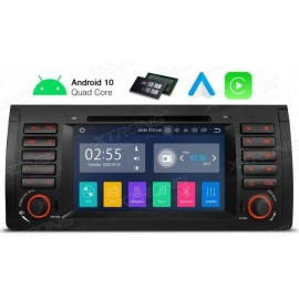 Autoradio Navigatore Bmw Serie E53 X5 Android 10