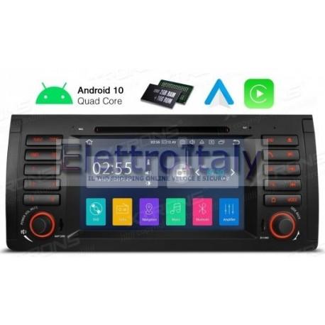 Autoradio Navigatore Bmw Serie E53 X5 Android 8