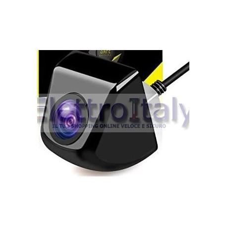 Telecamera posteriore anteriore con linee guida
