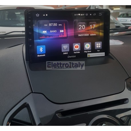Cartablet Navigatore Ford Ecosport Android