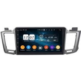 Autoradio Navigatore Toyota Rav 4 2016 Android DAB