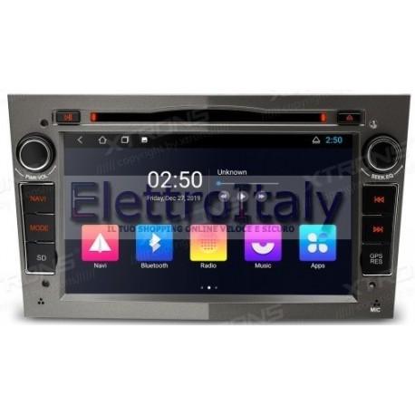 Autoradio Navigatore Opel Astra Corsa Meriva Zafira Android 10 Multimediale