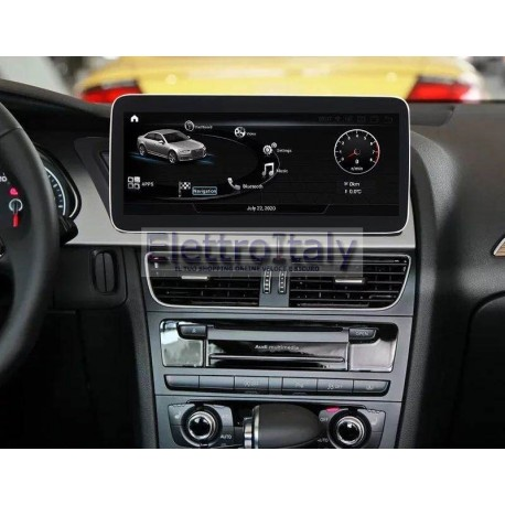 Navigatore Android GPS AUDI A4 Multimediale