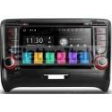 Autoradio Navigatore Audi TT Multimediale Android 10