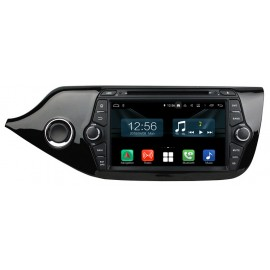 Navigatore Kia Ceed Android Octacore DAB