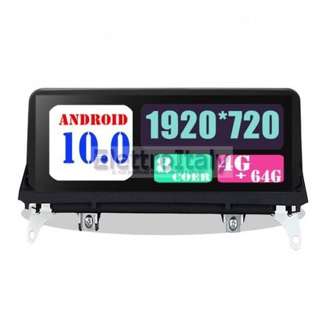 Navigatore BMW X5 E70 X6 E71 Android GPS Multimediale