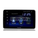 Cartablet Autoradio Navigatore 1 DIN universale 10 pollici Android 10 DSP DAB Carplay Android Auto HDMI