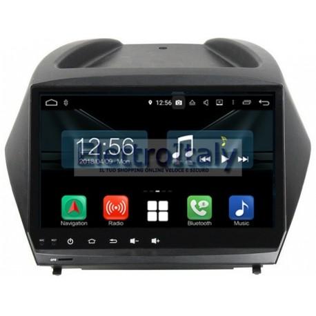 Navigatore Hyundai IX35 9 pollici Android 7 Quadcore HDMI