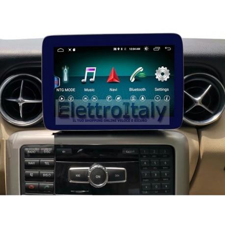 Navigatore Mercedes 9 pollici Classe SLK Android