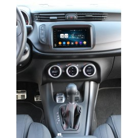 Autoradio Navigatore Alfa Giulietta Multimediale Android 10 DAB