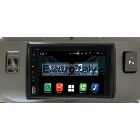 Cartablet Android Landrover Evoque Multimediale Fulltouch